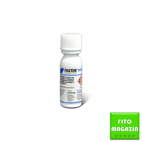 FASTER 10 CE - 10ML 0