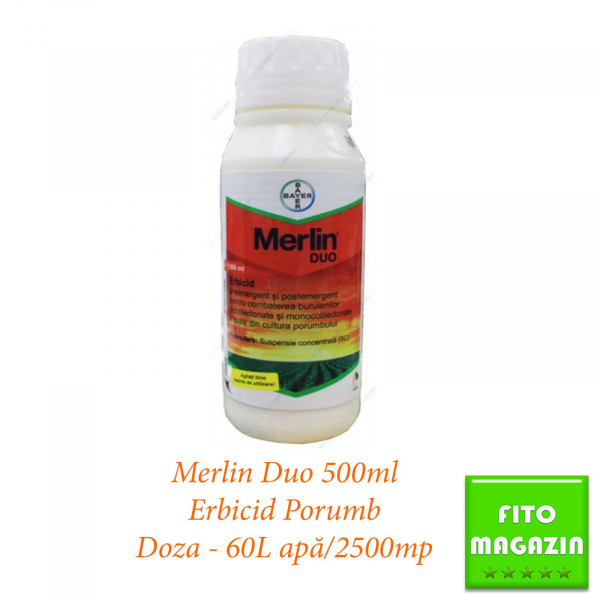 MERLIN DUO 500ml 0