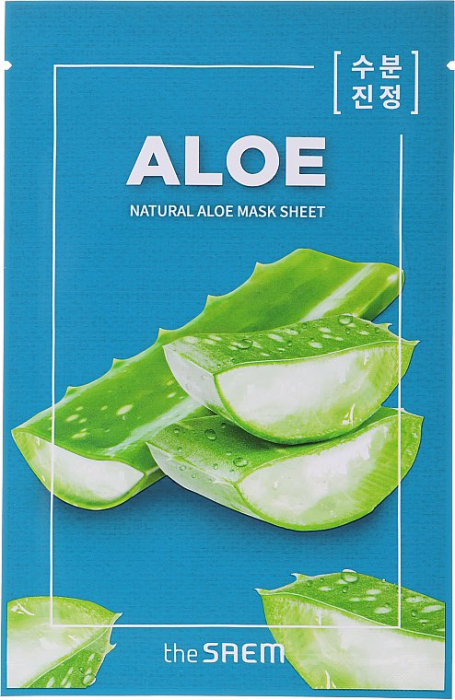 Natural Aloe Mask Sheet 0