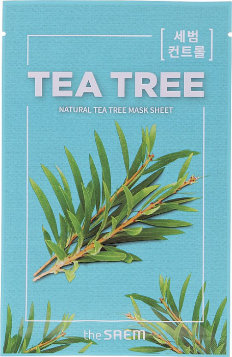 Natural Tea Tree Mask Sheet 0
