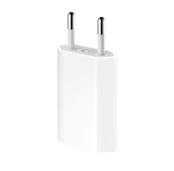Incarcator priza Apple, Fast charging, Alb 0