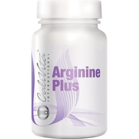 Supliment pentru mentinerea unei circulatii sanguine sanatoasa, Arginine Plus, 100 tablete, CaliVita [0]