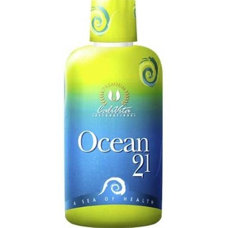 Complex nutritiv pentru detoxifiere si imunitate, Ocean 21, 946 ml, CaliVita [0]