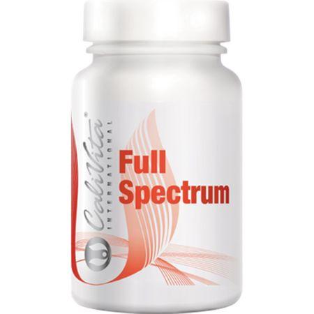 Complex de vitamine si minerale, Full Spectrum, 90 tablete, CaliVita 0