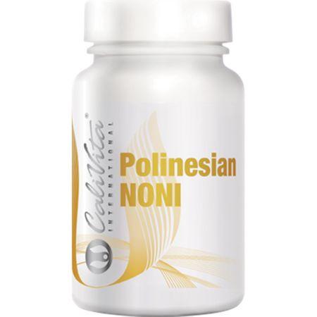 Supliment pentru ajutorul sistemului imunitar si detoxifiere, Polinesian NONI, 90 capsule, CaliVita 0