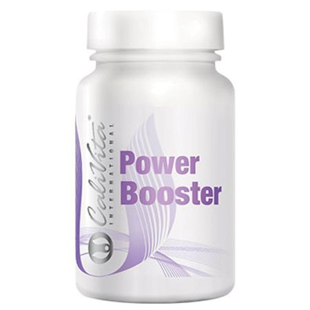 Supliment natural pentru echilibrul hormonal, Power Booster, 90 tablete, CaliVita 0