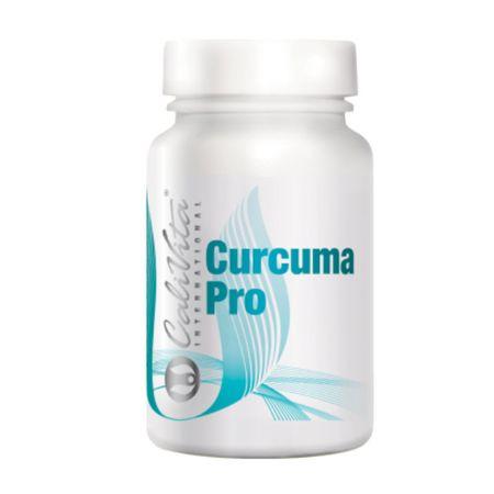 Supliment antiinflamator pentru articulatii cu extract de piper, Curcuma Pro, 60 tablete, CaliVita 0