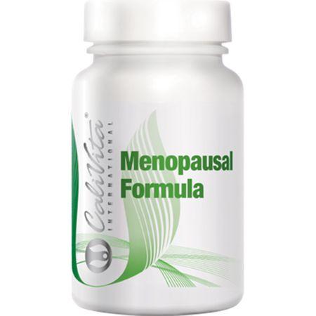 Complex de vitamine si mineral pentru reducerea simptomelor menopauzei, Menopausal Formula, 135 capsule, CaliVita [0]