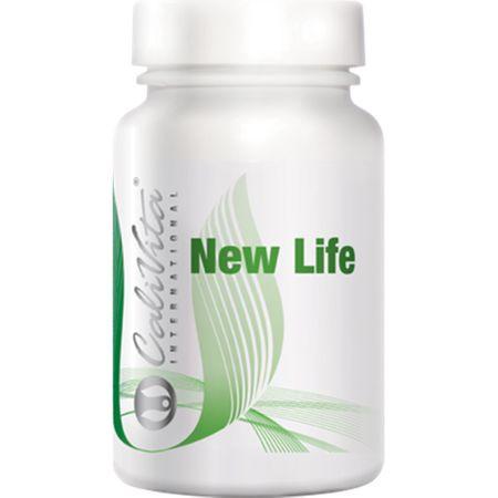 Supliment pentru femei insarcinate, New Life, 120 tablete, CaliVita 0