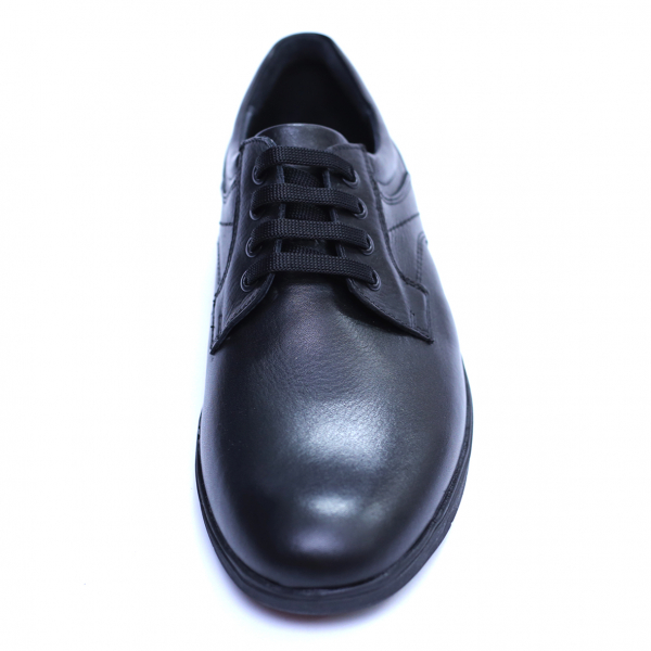 Pantofi barbati din piele naturala, Paul, Negru, 39 EU 1