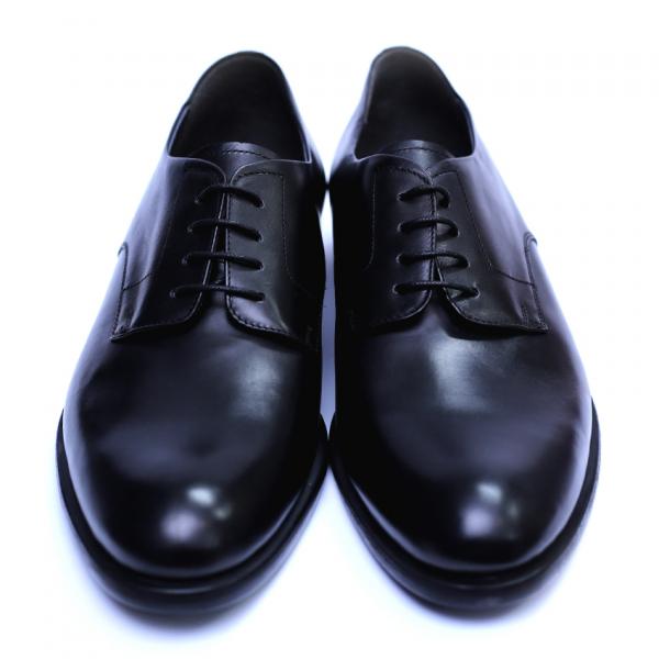 Pantofi barbati din piele naturala, Nico, RIVA MANCINA, Negru, 45 EU 1