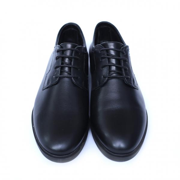 Pantofi dama din piele naturala, Fabia, Peter, Negru, 39 EU 0