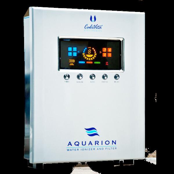 Aparat pentru filtrarea apei, Aquarion Water Ionizer and Filter, CaliVita 0