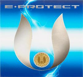 Dispozitiv de protectie impotriva radiatiilor, Stickerul E-Protect, CaliVita 0