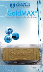 Dispozitiv magnetic pentru îndepărtarea depunderilor de calcar pentru aparatul Aquarion Water Ionizer and Filter, GoldMax, CaliVita [0]