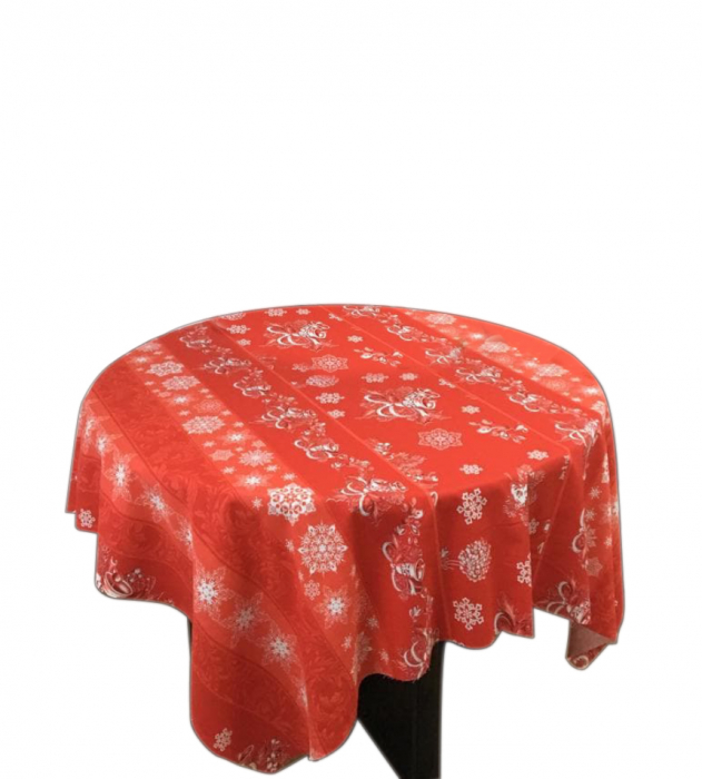 Fata de masa pentru 4 persoane, Griffin, bumbac 100%, 150x150cm, multicolor [0]