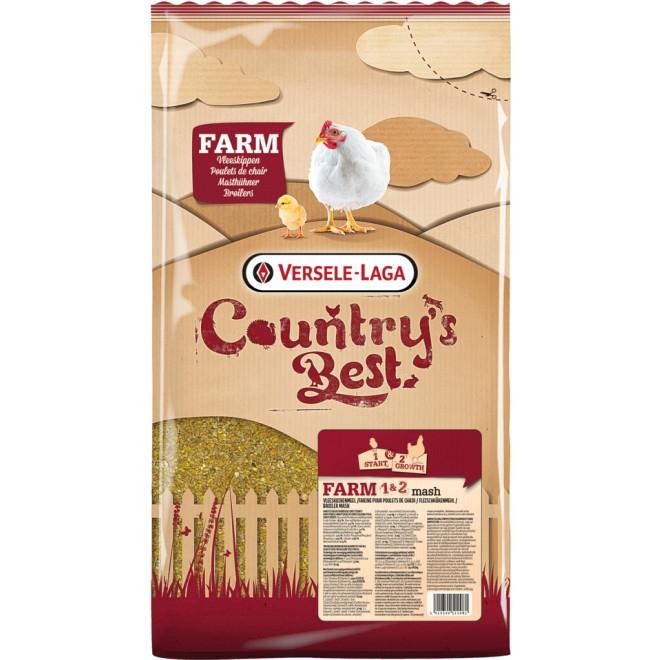 Furaj brizurat pentru pui >35 zile, proteina 18.8%, Versele-Laga, 20 kg 0