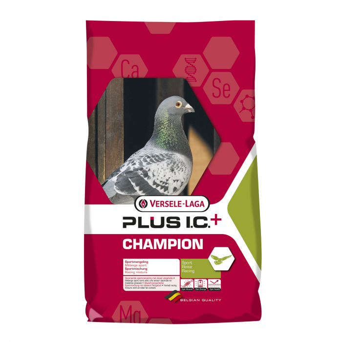 Hrana completa pentru porumbei, Versele Laga Plus I.C. Champion, 20 kg 0