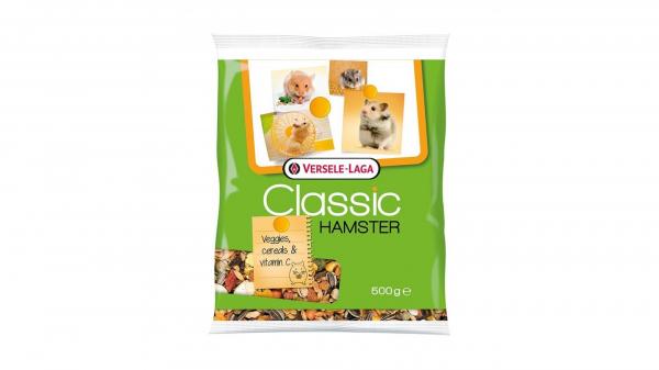 Hrana hamsteri Classic Hamster, Versele Laga, set 10 buc, 500g [0]
