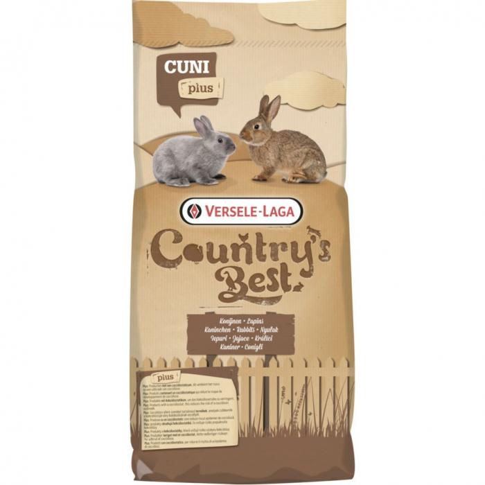 Hrana iepuri Country's Best - Cuni Top Plus 20kg [0]