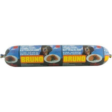 Hrana pentru caini salam cu aroma de vita, Bruno, 1kg [0]