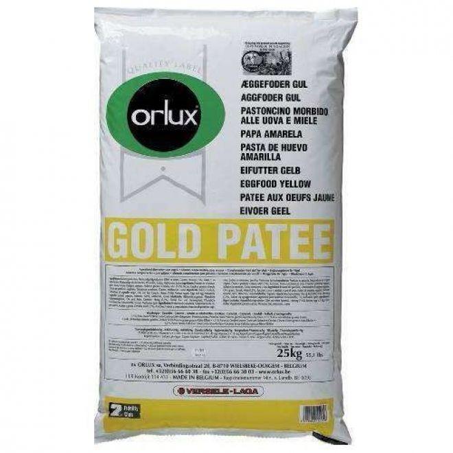 Hrana pentru perusi, neophema si porumbei, Orlux Gold Patee Profi, Versele-Laga, 25 kg [0]