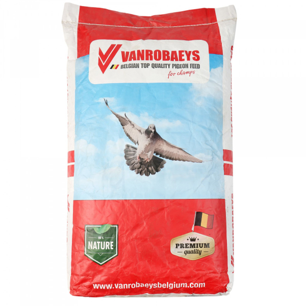 Hrana pentru porumbei, Olimpia Racing & Breeding, Vanrobayes, 20 kg 0