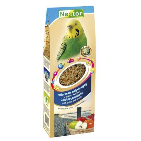 Hrana perusi cu iod si fructe, Nestor, 3 x 500 g [0]