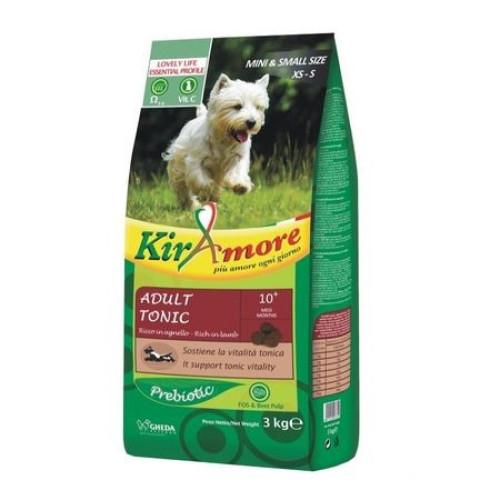 Hrana premium pentru caini Kiramore Dog Mini Adult Tonic 3 KG 0