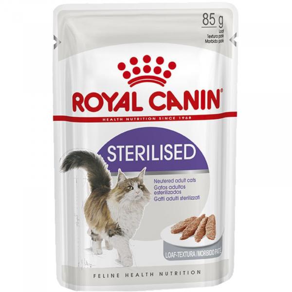 Hrana umeda pentru pisici, Royal Pet Sterilised, 85 Kg [0]