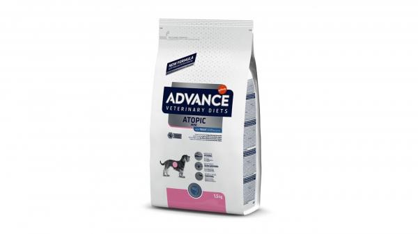 Hrana uscata pentru caini Advance Dog Mini Atopic, Derma Care, 1.5KG [0]