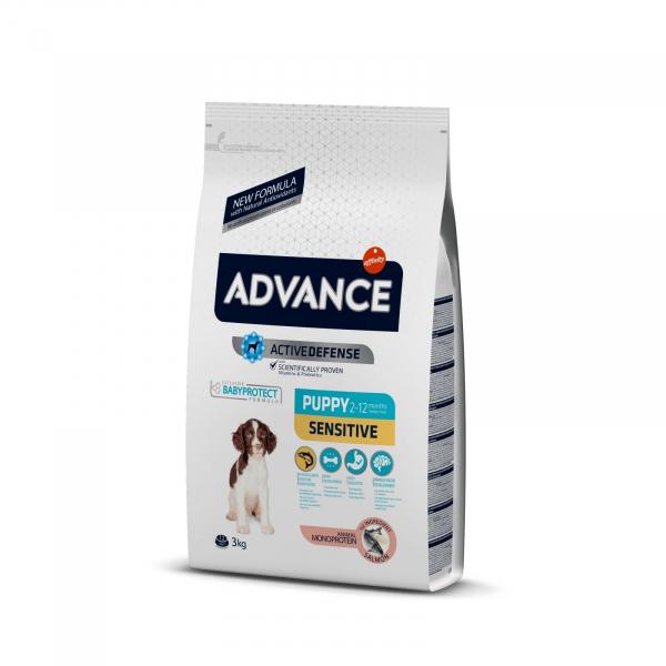 Hrana uscata pentru caini Advance Mini Puppy Protect, 3 Kg 0