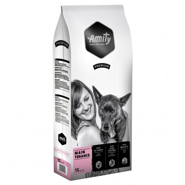 Hrana uscata pentru caini Amity Premium Maintenance, 15 kg [0]