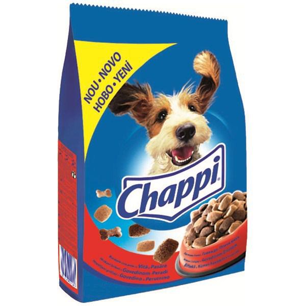 Hrana uscata pentru caini Chappi, Vita & Pasare, 10Kg 0