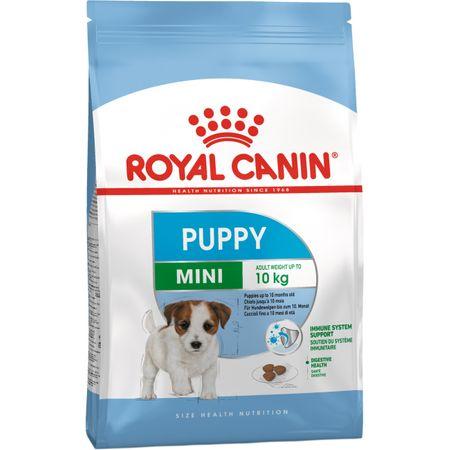 Hrana uscata pentru caini cu pui, Royal Pet Caine Mini Junior,  8 Kg 0