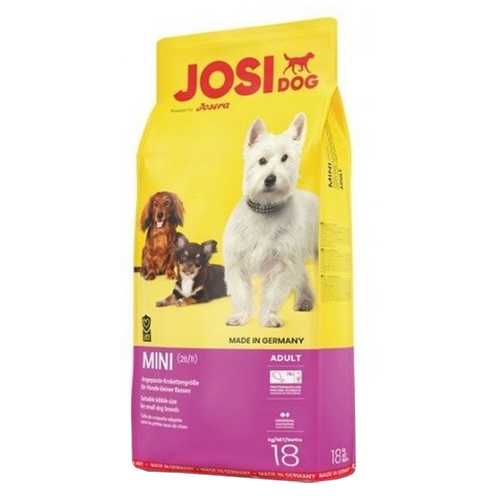 Hrana uscata pentru caini Josera, Josi Dog Mini Adult, 18 Kg [0]