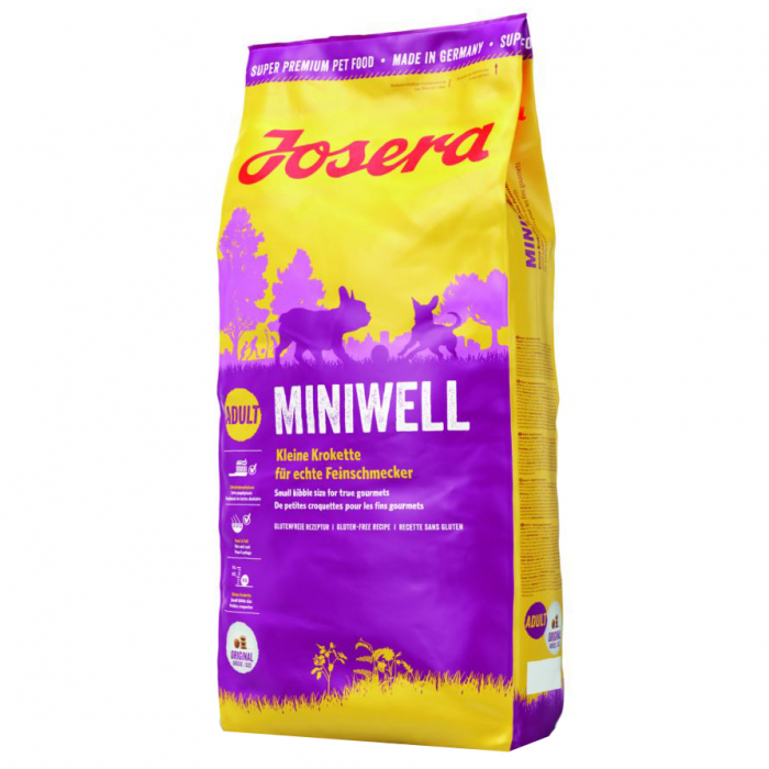 Hrana uscata pentru caini Josera, Mini Adult, 15 Kg [0]