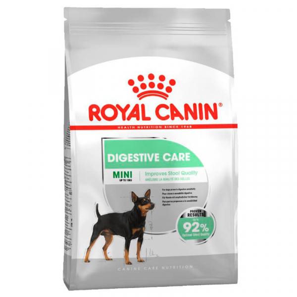 Hrana uscata pentru caini Royal Canin, CCN Mini Digestive Care, 8 kg [0]