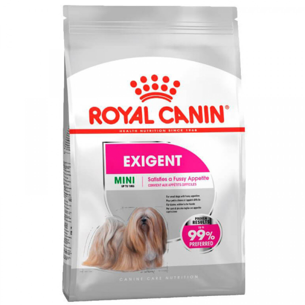 Hrana uscata pentru caini Royal Canin, CCN Mini Exigent, 3 Kg [0]