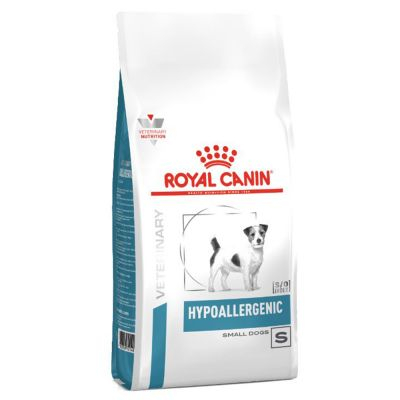 Hrana uscata pentru caini Royal Canin, Hypoallergenic, Small Dog, 3.5 KG 0