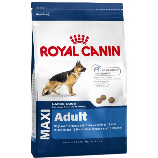 Hrana uscata pentru caini Royal Canin, Maxi, Adult, 15Kg 0