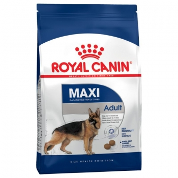 Hrana uscata pentru caini, Royal Pet Maxi Adult, 4 Kg 0