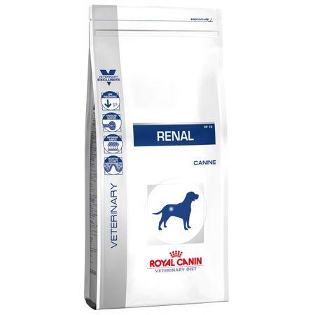 Hrana uscata pentru caini, Royal Vet Canin Renal, 2 Kg [0]