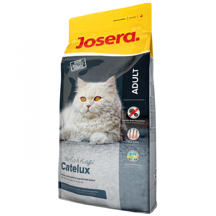 Hrana uscata pentru pisici, Anti Hairball Catelux, Josera, 10 Kg [0]