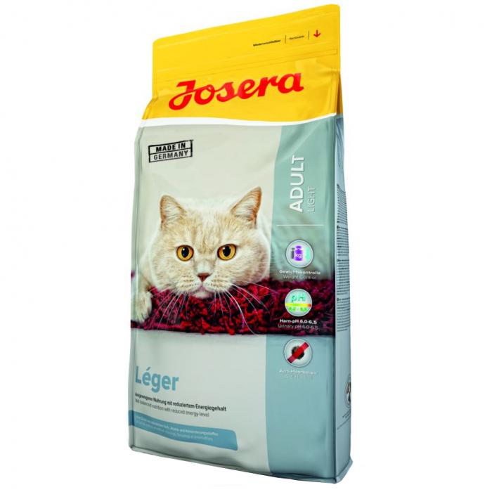 Hrana uscata pentru pisici Josera, Leger, 10 Kg [0]