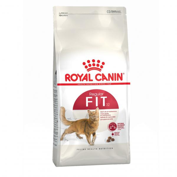 Hrana uscata pentru pisici Royal Canin, Fit32, 15kg 0