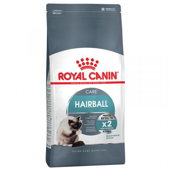 Hrana uscata pentru pisici Royal Canin, Hairball Care, 10Kg 0