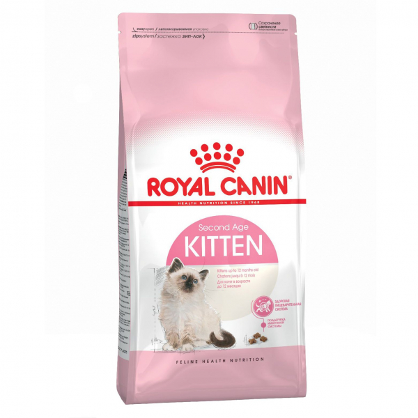 Hrana uscata pentru pisici, Royal Pet Kitten, 10 kg [0]