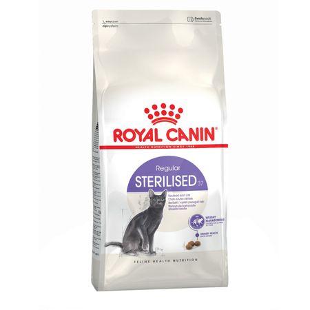 Hrana uscata pentru pisici, Royal Pet Sterilized 400 g [0]
