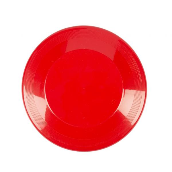 Jucarie frisbee pentru caini, rosu, Duvo+, 22.5cm [0]